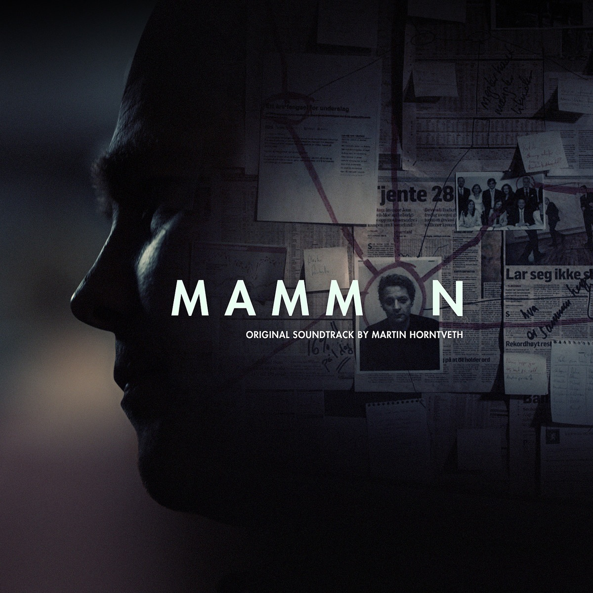 Mammon Album Cover